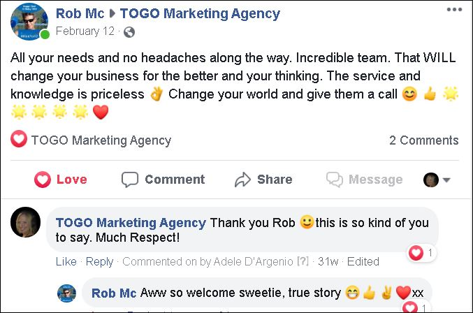 togo marketing